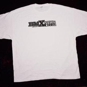 BMXNEWS.COM T-shirt