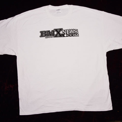 BMXNEWS.COM T-shirt